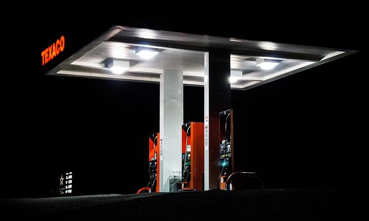 ガソリンスタンドの夢の夢占い