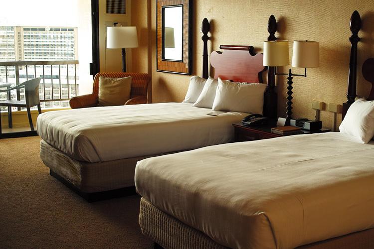 ホテル・旅館の夢の夢占い