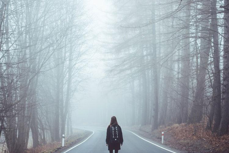 霧(きり)の夢の夢占い