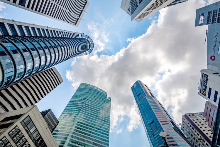 高層ビルの夢の夢占い