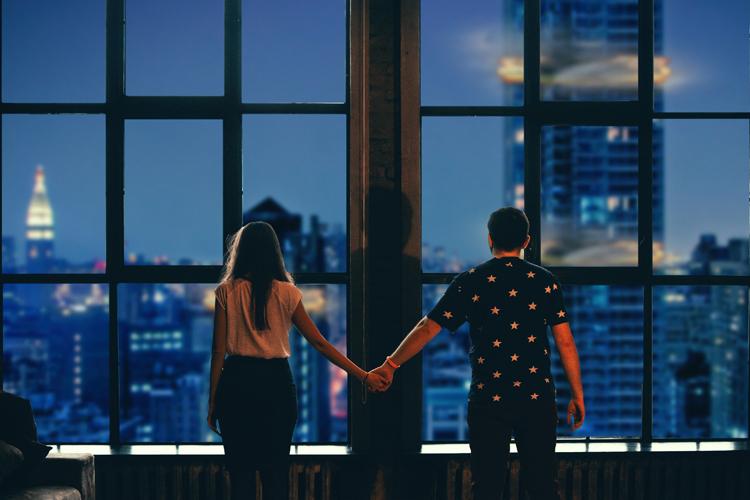 デートする夢の夢占い