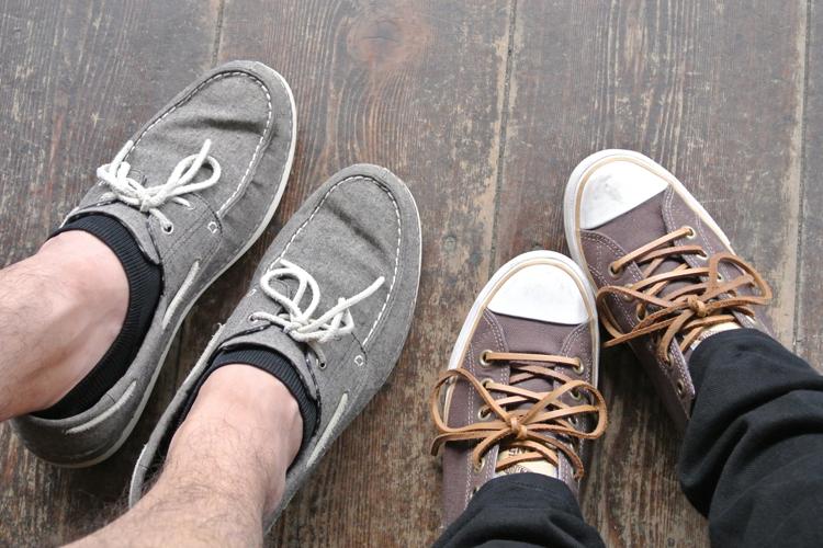 靴(くつ)の夢の夢占い