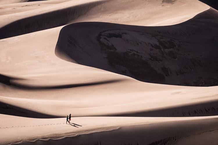 砂漠の夢の夢占い